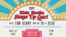 KEPYR Hosts 'Kids Media Stays Up Late!' Fundraiser
