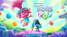 Free DreamWorks' 'Trolls Pop' Bubble Shooter Mobile Game Now Available