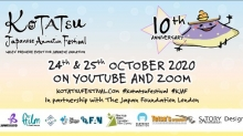 The Kotatsu Japanese Animation Festival Coming Online October 24-25