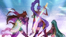 Sony Pictures Animation Reveals 'K-POP: Demon Hunters' Animated Musical