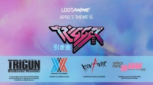 Pull the 'Trigger' on April's Loot Anime Crate