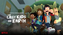 'The Last Kids on Earth' Have a Rad New Quest