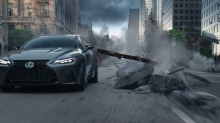 Lexus Taps Framestore and 'Eternals' Kingo for New Lexus Commercial
