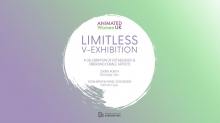 Animated Women UK's Virtual 'Limitless V-Exhibition' Launches September 23