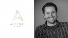 ArsenalCreative Names Thomas Connors VFX Supervisor/CG Generalist