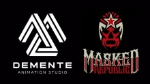 Demente Animation Studio and Masked Republic Ink Production Deal