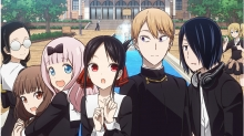 'Kaguya-sama: Love is War' Season 2 to Simulcast Exclusively this April on Funimation