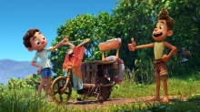Creating the Stylized, 2D-Inspired Fun of Pixar's 'Luca'
