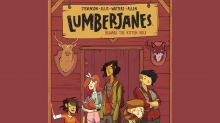 HBO Max Adapting BOOM! Studios' 'Lumberjanes' into Animated Series