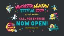 Call for Entries: Manchester Animation Festival 2020