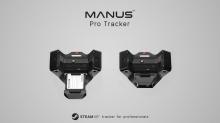 Manus Announces the Manus Pro Tracker for SteamVR