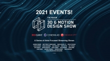 Maxon Reveals Speakers for '3D & Motion Design Show'