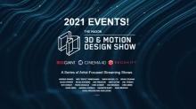 All Women Lineup Set for 'Maxon's 3D & Motion Design Show'
