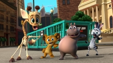 Watch Trailer for DreamWorks Animation's 'Madagascar: A Little Wild'