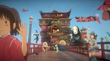 3D Miyazaki Tribute Made with Open-Source Software