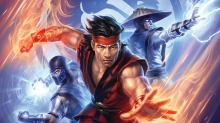 'Mortal Kombat Legends: Battle of the Realms' Now on Digital, Blu-ray and DVD