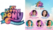 'My Little Pony: A New Generation' Voice Cast Revealed
