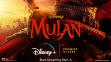 WATCH: New Behind-the-Scenes 'Mulan' Featurette