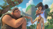 DreamWorks Drops Trailer and Images for 'The Croods: Family Tree' Series