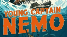 Kinsane Entertainment Acquires Adaptation Rights for 'Young Captain Nemo'