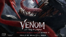 'Venom: Let There Be Carnage' First Look Posters Released
