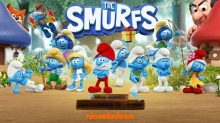 Nickelodeon Drops All-New 'The Smurfs' Trailer and Art
