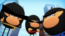 eOne Launching 2D/3D 'Ninja Express' Series
