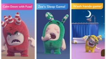 One Animation Launches Free 'Oddbods' Books on Google's Rivet