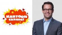 Jon Ollwerther Named Kartoon Channel! President