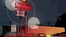 Stephan Franck Launches Kickstarter for 'PALOMINO' Graphic Novel