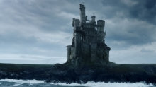 The Mythical Realism of Iconic Castle Pendragon in Netflix's 'Cursed'