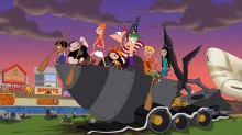 'Phineas and Ferb the Movie: Candace Against the Universe' Premieres August 28