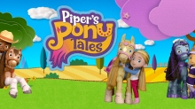 'Piper's Pony Tales' Preschool Series Launching on YouTube