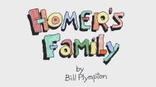 See Bill Plympton's New 'The Simpsons' Couch Gag