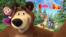 More 'Masha and the Bear' Coming to Mexico