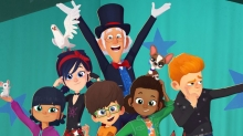TeamTo and Federation Team Up on 'Presto! School of Magic'