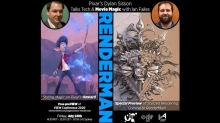 Free Online PreVIEW III Session with RenderMan Evangelist Dylan Sisson