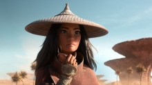 New Trailer and Images for Disney's 'Raya and the Last Dragon'