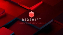 Maxon's Redshift Now Subscription-Based