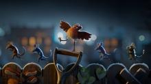 Netflix Drops 'Robin Robin' First look Teaser and Art