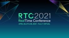 RealTime Conference Coming Live Online April 26-28