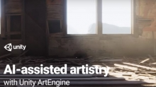Unity Technologies Acquires ArtEngine Creator Artomatix