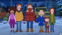 FOX's All-New Animated Series 'The Great North' Debuts January 3