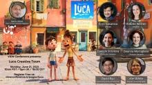 Next PreVIEW Set: A Conversation with 'Luca' Director Enrico Casarosa