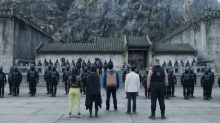 Digital Domain Pulls Off Great 'Fortress' Escape in 'Shang-Chi and the Legend of the Ten Rings'