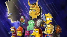 'The Good, The Bart, and The Loki' Short Debuts on Disney+