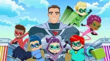 'Stan Lee's Superhero Kindergarten' Launches April 23 on Kartoon Channel!