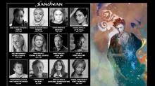 Cast Revealed for Neil Gaiman's 'The Sandman'