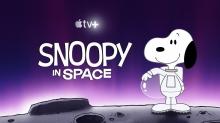 Apple TV+ Drops 'Snoopy in Space' Season 2 Trailer
