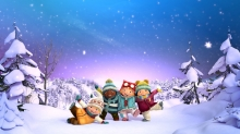 Pink Parrot Media and Sky bring 'Snowsnaps' to the UK